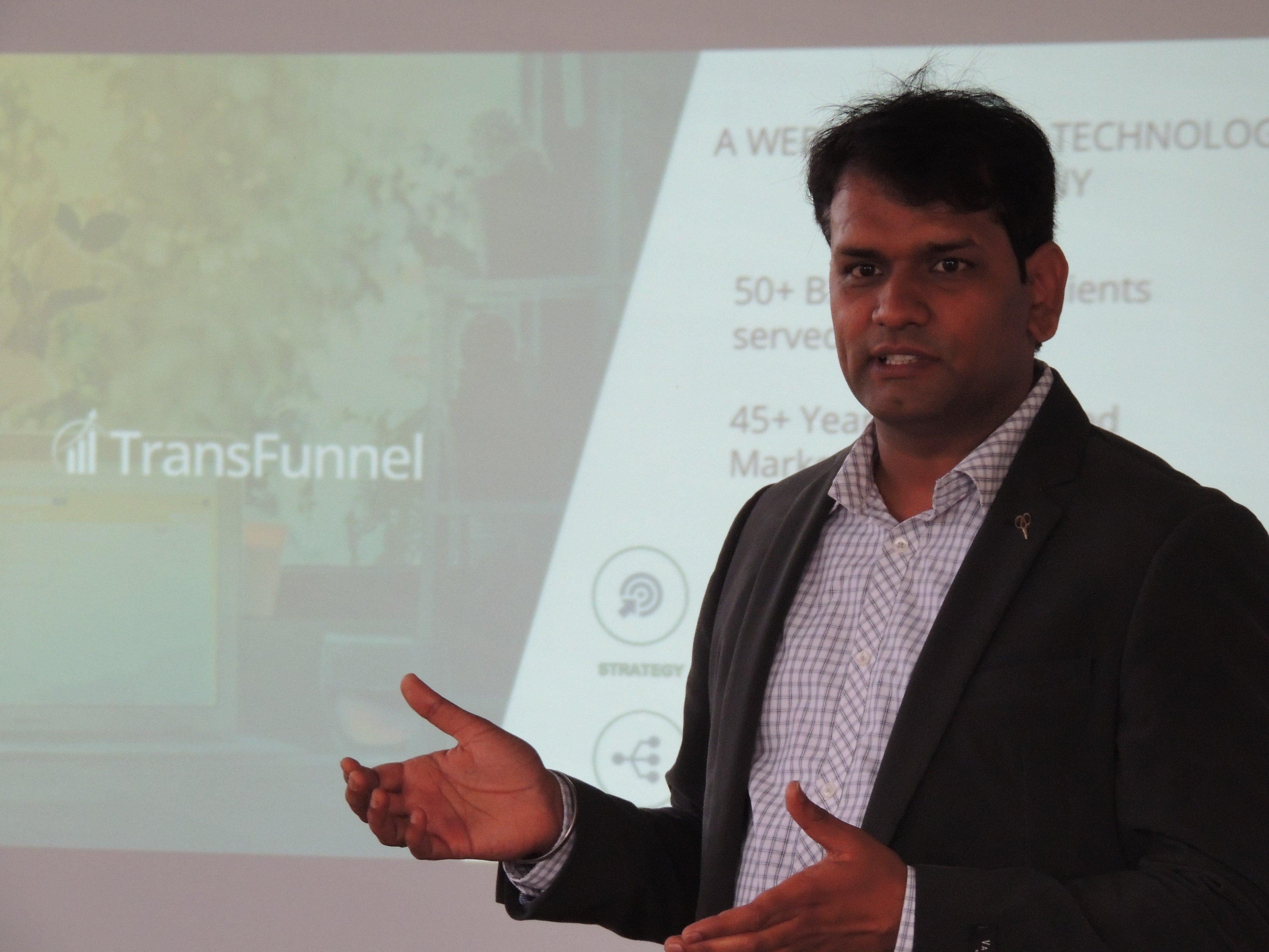 Kapil Arora story of Enduring the Bumps in Road | Transfunnel