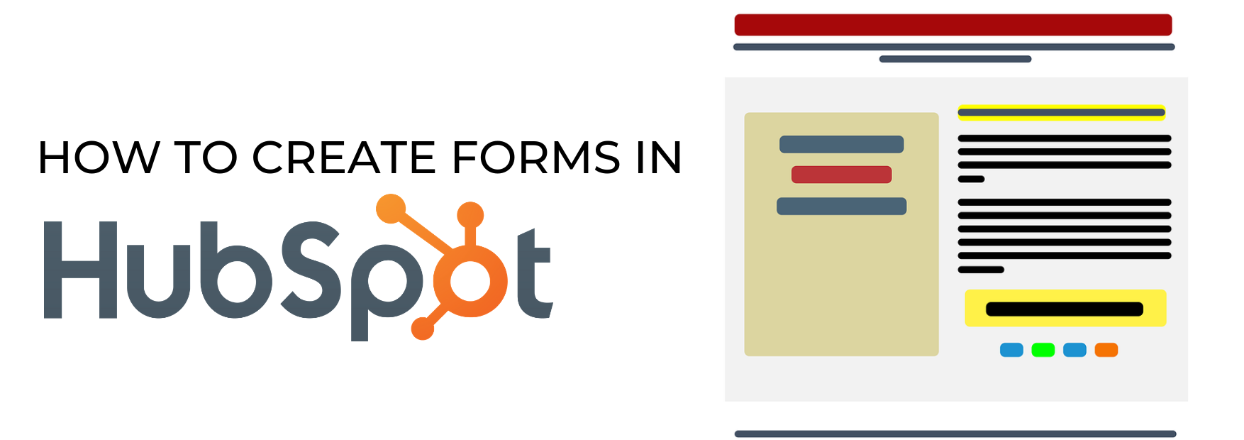 Creating Forms In HubSpot ? Here's How You Do It Right