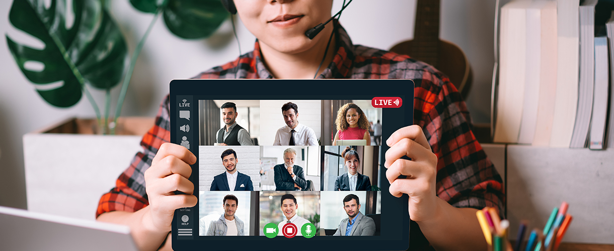 How To Connect And Engage Your Remote Employees - Our Perspective