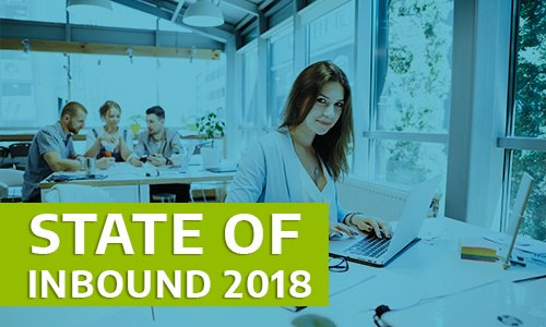 Ebook - State of Inbound 2018