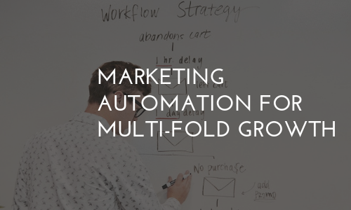 Ebook On Marketing Automation for Multi-Fold Growth