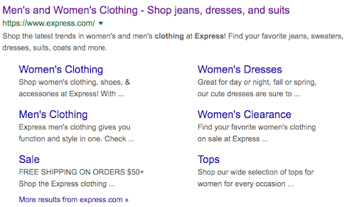 How Sitelinks Looks in Google Ads | #Zero Result - Top Page Result